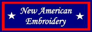 New American Embroidery